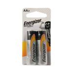 Energizer Alkaline Battery AA 2 Pieces