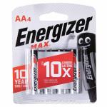 Energizer Advanced AA 4pack