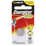 Energizer Lithium Coin Battery 1616