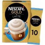 Nescafe Gold Latte 10x19G