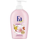 Fa Cream & Oil Magnolia Scent Liquid Soap 250ml