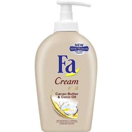 Fa Cocoa Butter & Cocoa Oil Cream Soap 250ML
