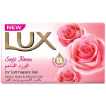 Lux Soft Rose Soap Bar 170G