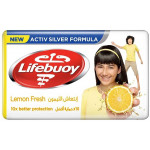 Lifebuoy Anti Bacterial Lemon Soap Bar 125G