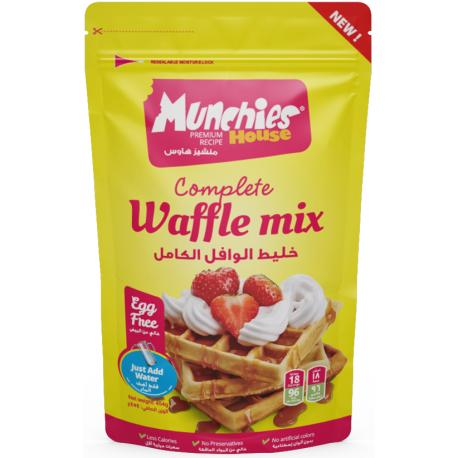 Munchies House Waffle Mix 454