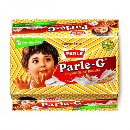 Parle G Original Gluco Biscuits 56.4g