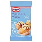 Dr. Oetker Chocolate Chips White 100g