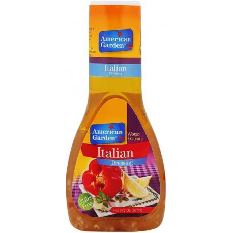 American Garden Gluten Free Italian Dressing 267ML
