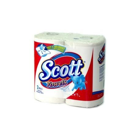 Scott 2 Rolls Kitchen Towels