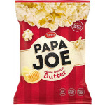 Tiffany Papa Joe Butter popcorn