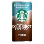 Starbucks Doubleshot Espresso Sugar Free 200ML