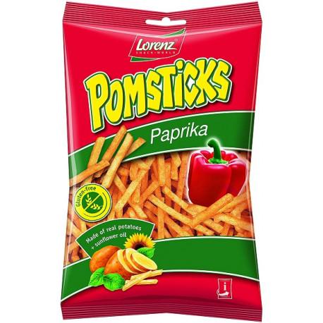 Lorenz Pomsticks Paprika 100G