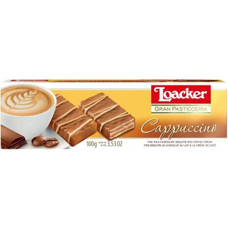 Loacker Patisse Cappuccino 100GM