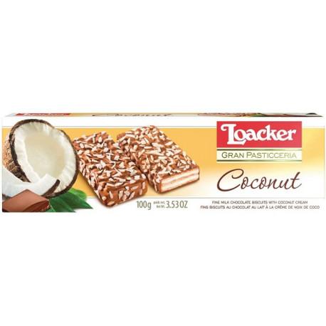 Loacker Gran Pasticceria Coconut 100GM