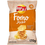 Lays Forno Authentic Cheese Baked Potato Chips 170g