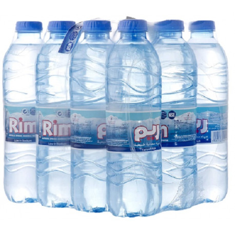 Rim Natural Mineral Water 500mlx12