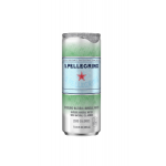 San Pellegrino Carbonated Natural Mineral Water 330ml