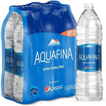 Aquafina Water Pack 6x1.5L