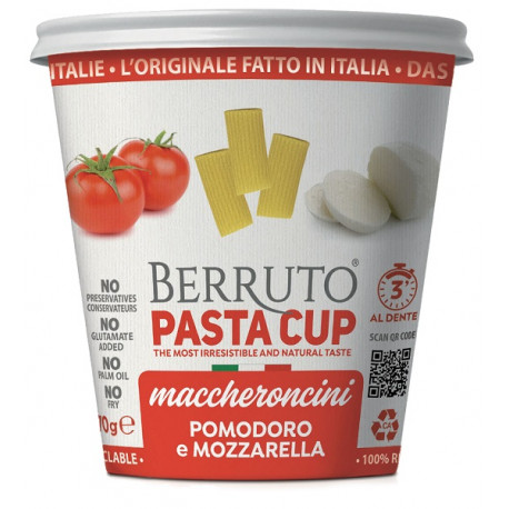 Arrighi Cup Pasta Maccheroncini 70G