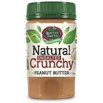 Mother Earth Peanut Butter Crunchy No Added Salt Natural 380G