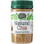 Mother Earth Peanut Butter Chia Seed Natural 380G