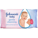 Johnson's Baby Gentle Cleansing 56wipes