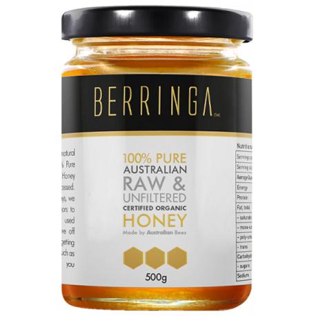 Berringa Australian Pure Organic Raw...