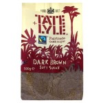 Tate Lyle Dark Brown Soft Sugar 500g