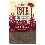 Tate Lyle Dark Brown Soft Sugar 500g