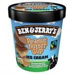 Ben & Jerry's Peanut Butter Cup Ice-Cream 473ML
