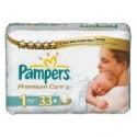 Pampers Premium Care 1 Newborn 2-5kg 22 Diapers