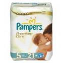 Pampers Premium Care 5 Junior 11-18kg 20 Diapers
