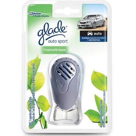 Glade Auto Sport Lavender Marine Car Perfume 7ml From Supermart Ae