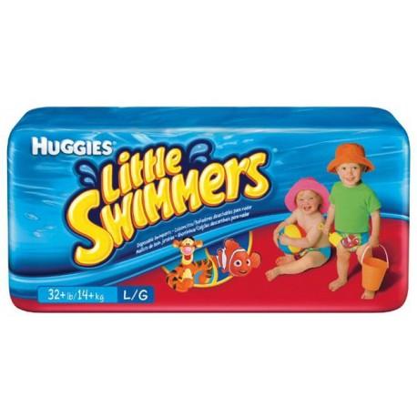 Huggies Little Swimmers Large 32+lb/14+kg