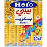 Hero Baby Biscuits 180g