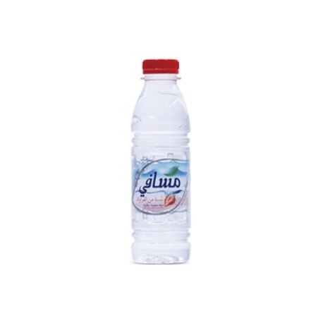Masafi Touch of Strawberry Flavoured Mineral Water 500ml
