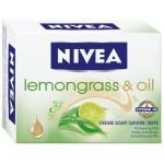 Nivea Lemongrass & Oil Soap Bar 100g
