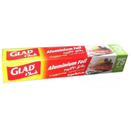 Glad Aluminium Foil 75 sq.ft