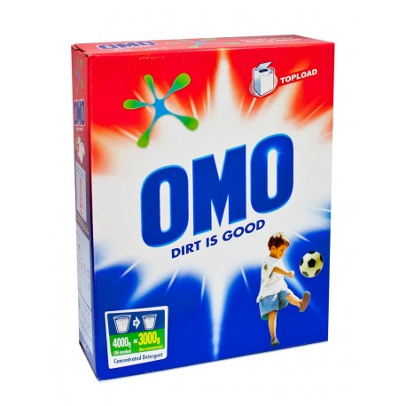 OMO Active Auto Concentrated Front & Top Loading 1.5kg