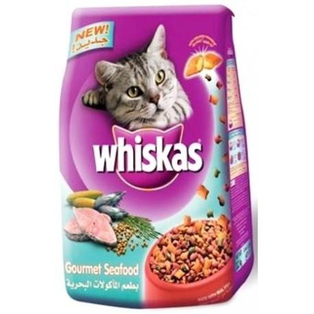 Whiskas Gourmet Seafood 3.2kg