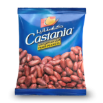 Castania Fried Peanuts 125g