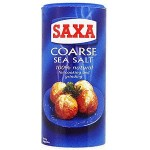 Saxa Coarse Sea Salt 350g