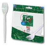 Fun 50 Plastic Forks