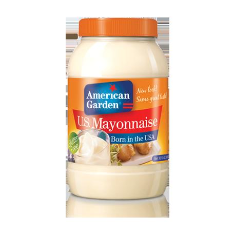 American Garden U.S. Mayonnaise 473ml