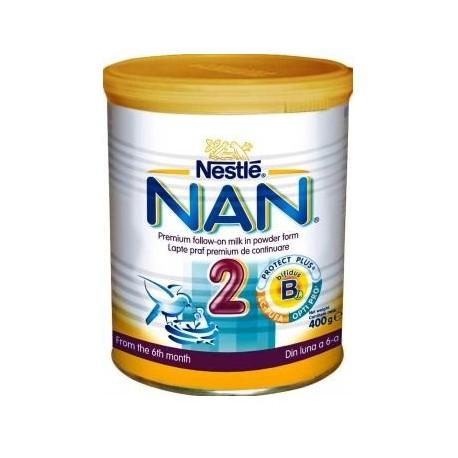 Nestle Nan Milk 2 400g