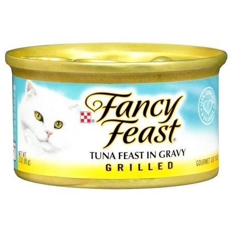 Fancy Feast Grilled Tuna Feast in Gravy 85G