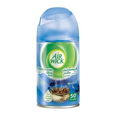 Air Wick Freshmatic Max Refill Oud 250ml