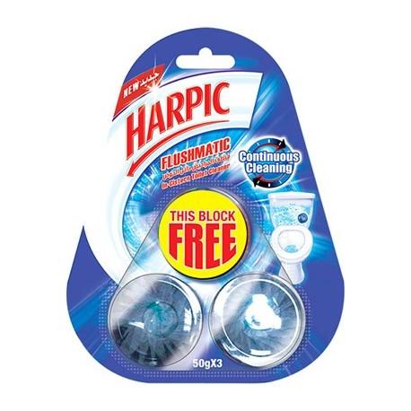 Harpic Flushmatic Original 3x50g