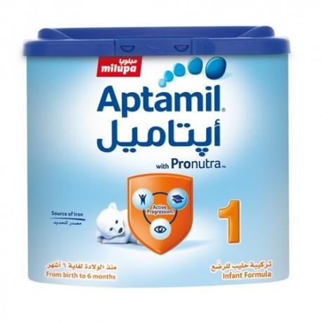Milupa Aptamil 1 Infant Formula 400g