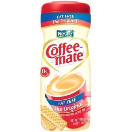 Nestle Coffee Mate Original Fat Free 453.5g